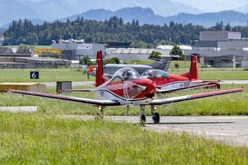 A-914 - Switzerland - Air Force Pilatus PC-7 I & II