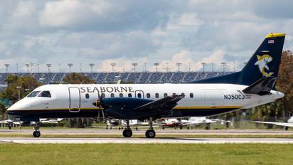 N350CJ - Seaborne Airlines SAAB 340