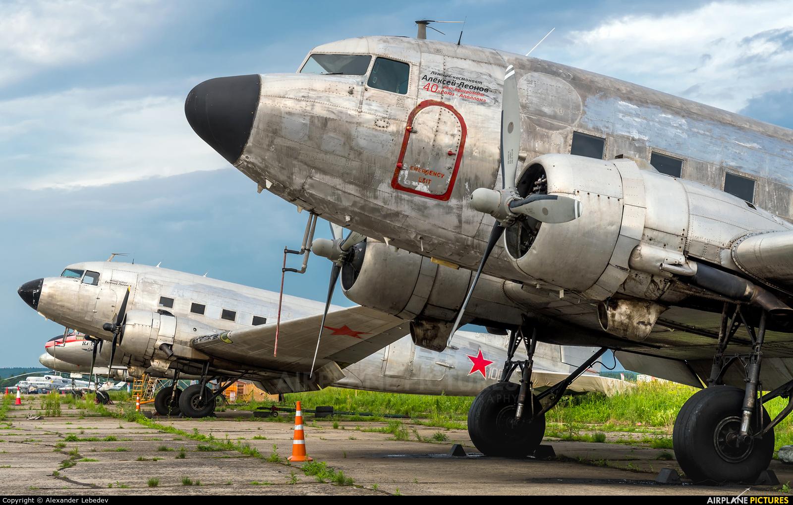 Private - aircraft at Oreshkovo