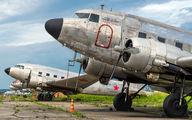 - - Private Douglas DC-3 aircraft