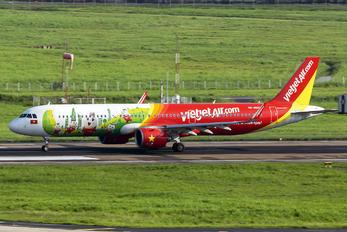 VN-A607 - VietJet Air Airbus A321 NEO
