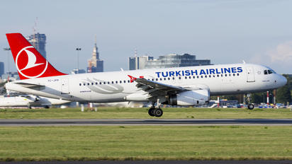 TC-JPR - Turkish Airlines Airbus A320