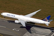 N2332U - United Airlines Boeing 777-300ER aircraft
