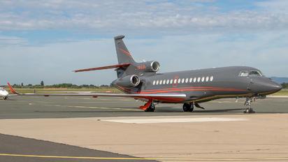 LX-LXL - Global Jet Luxembourg Dassault Falcon 900 series