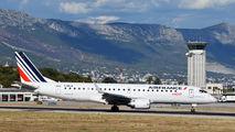 F-HBLN - Air France - Hop! Embraer ERJ-190 (190-100) aircraft