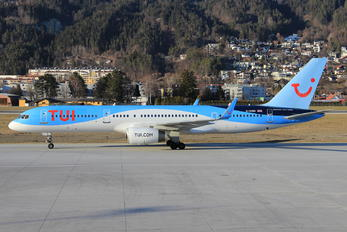 G-OOBD - TUI Airways Boeing 757-200WL