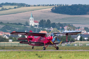 OM-ELI - Private Antonov An-2