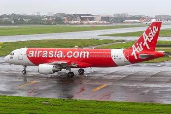 VT-AMD - AirAsia (India) Airbus A320