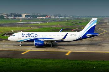 VT-ISK - IndiGo Airbus A320 NEO