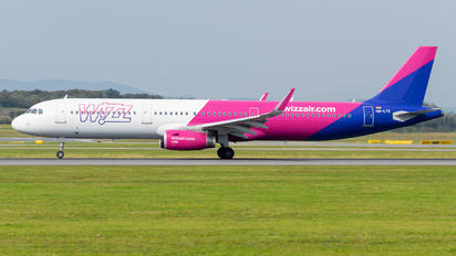 HA-LTE - Wizz Air Airbus A321