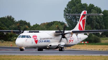 OK-GFS - CSA - Czech Airlines ATR 72 (all models)