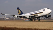 9V-SFD - Singapore Airlines Cargo Boeing 747-400F, ERF aircraft