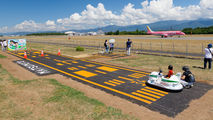 JA03FJ - - Airport Overview - Airport Overview - Photography Location aircraft