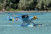 D-ERNC - Private Piper PA-18 Super Cub aircraft