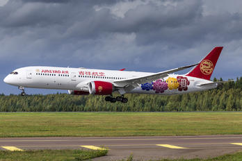 B-209R - Juneyao Airlines Boeing 787-9 Dreamliner