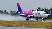 HA-LJB - Wizz Air Airbus A320 NEO aircraft