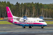 Rare visit of Antonov An140 to Helsinki title=