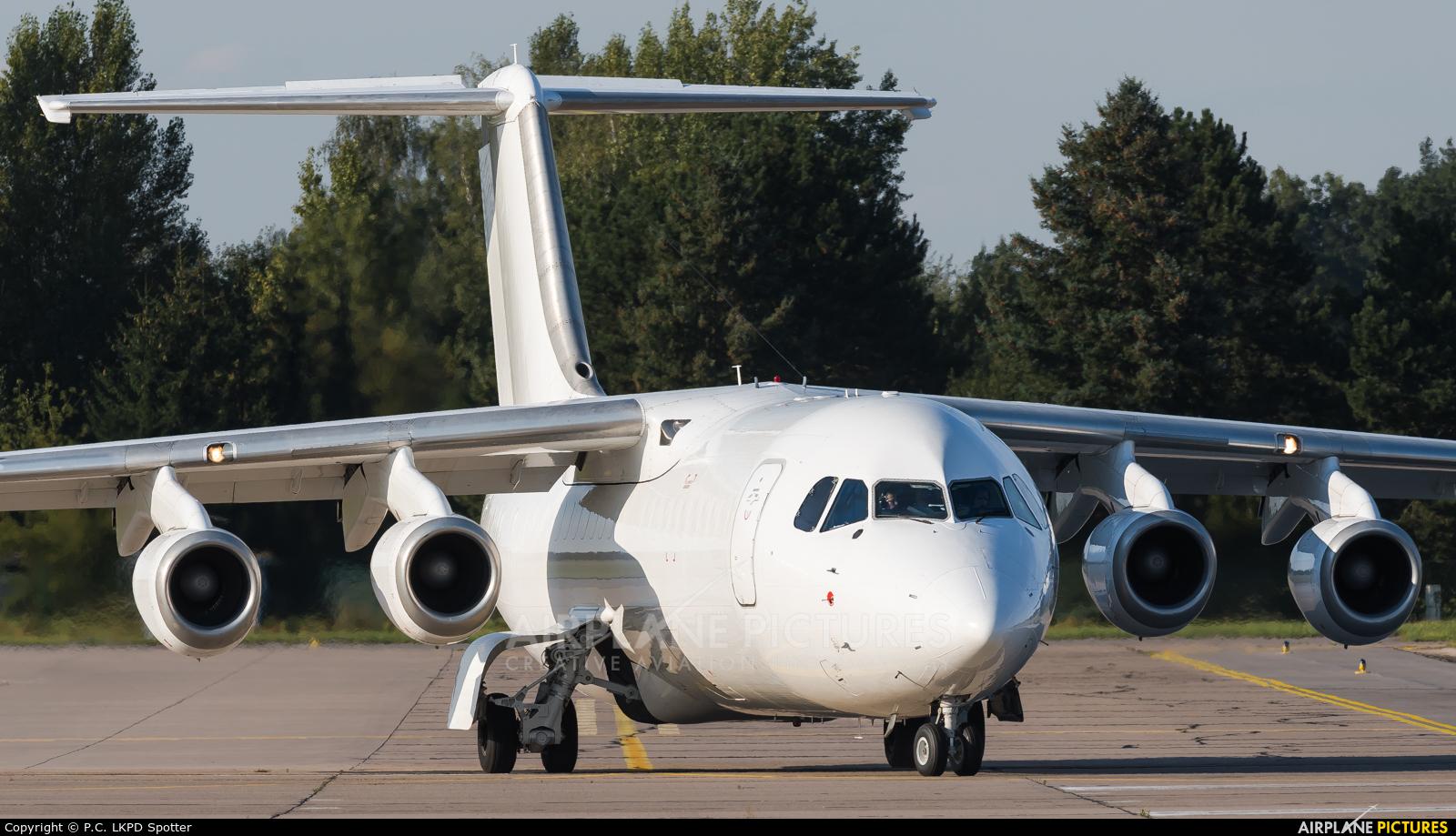 Jota Aviation G-JOTD aircraft at Pardubice