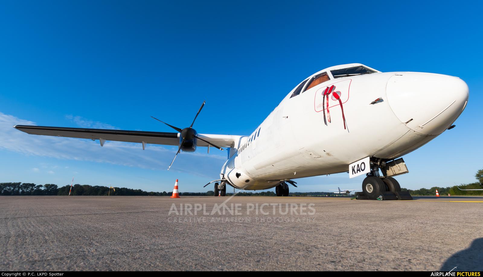 Fleet Air International HA-KAO aircraft at Pardubice