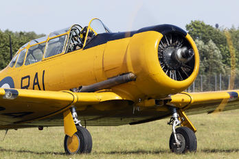 SP-YIX - Private CCF Harvard Mk4