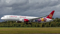 B-209R - Juneyao Airlines Boeing 787-9 Dreamliner aircraft