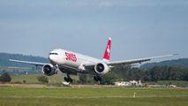 HB-JND - Swiss Boeing 777-300ER aircraft