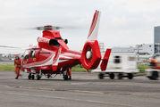 JA100F - Osaka Municipal Fire Department Eurocopter AS365 Dauphin 2 aircraft