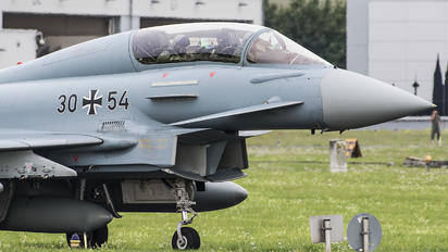 30+54 - Germany - Air Force Eurofighter Typhoon T