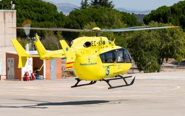 EC-KVH - Babcock M.C.S. Spain Airbus Helicopters EC145 T2