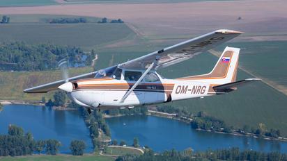 OM-NRG - Aero Slovakia Cessna 172 RG Skyhawk / Cutlass