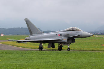 7L-WK - Austria - Air Force Eurofighter Typhoon S