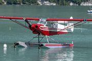 HB-ORK - Private Piper PA-18 Super Cub aircraft