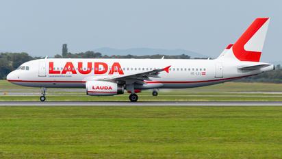 OE-LOJ - LaudaMotion Airbus A320