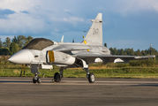 247 - Sweden - Air Force SAAB JAS 39C Gripen aircraft