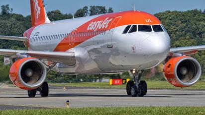 G-EZUL - easyJet Airbus A320