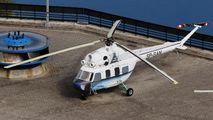 SP-SAN - Private Mil Mi-2 aircraft
