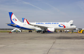 VP-BRZ - Ural Airlines Airbus A320 NEO