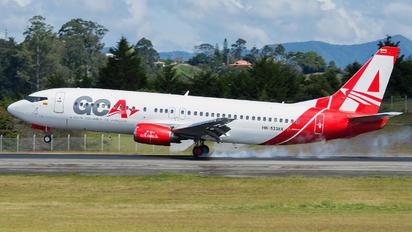 HK-5338X - Gran Colombia de Aviación (GCA Airlines) Boeing 737-400