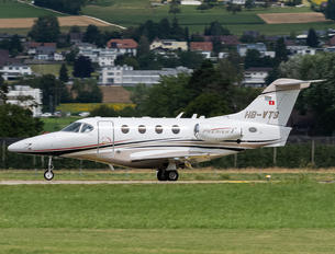 HB-VTS - Private Hawker Beechcraft 390 Premier