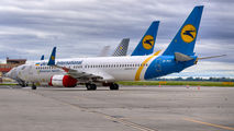 UR-PST - Ukraine International Airlines Boeing 737-8AS aircraft