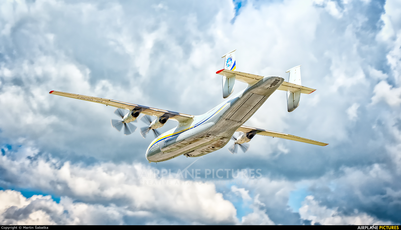 Antonov Airlines /  Design Bureau UR-09307 aircraft at Pardubice