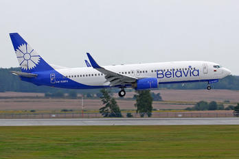 EW-526PA - Belavia Boeing 737-800