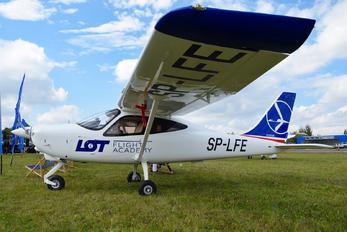 SP-LFE - LOT Flight Academy Tecnam P2006T