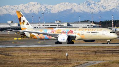 A6-BLJ - Etihad Airways Boeing 787-9 Dreamliner