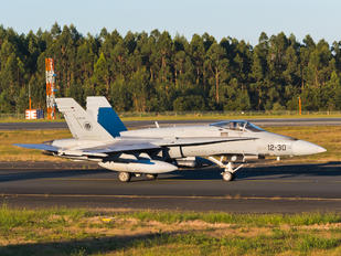 C.15-72 - Spain - Air Force McDonnell Douglas EF-18A Hornet