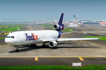 N642FE - FedEx Federal Express McDonnell Douglas MD-11F