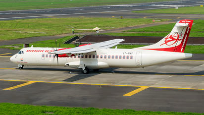 VT-RKF - Alliance Air ATR 72 (all models)