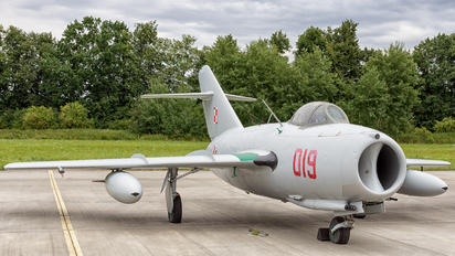 019 - Poland - Air Force PZL Lim-2