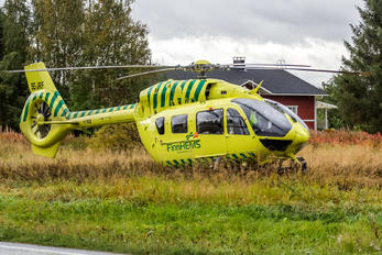 SE-JRF - Babcock Scandinavian AirAmbulance Airbus Helicopters H145