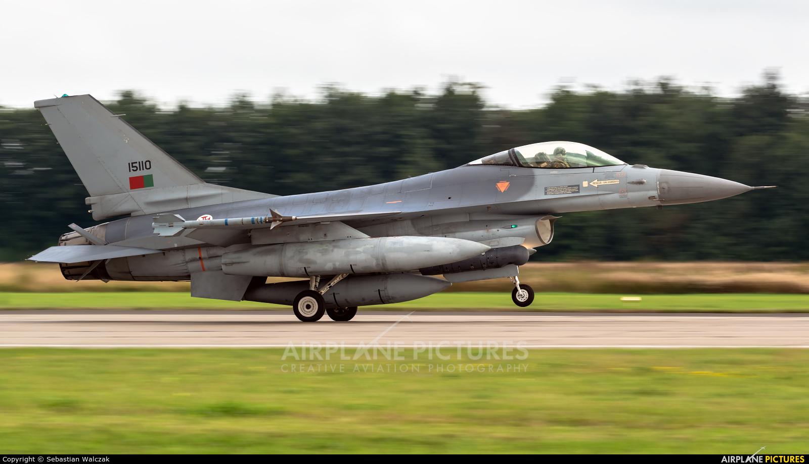Portugal - Air Force 15110 aircraft at Malbork